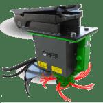 Hydraulická strunová sekačka OMEF