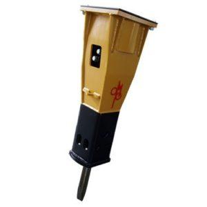 Hydraulické kladivo OM 350PS / 400 Kg