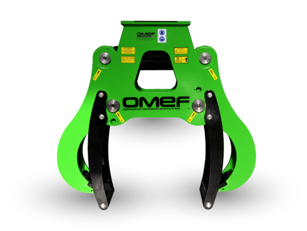 Štípač dřeva čelisťový OMEF SPT 620