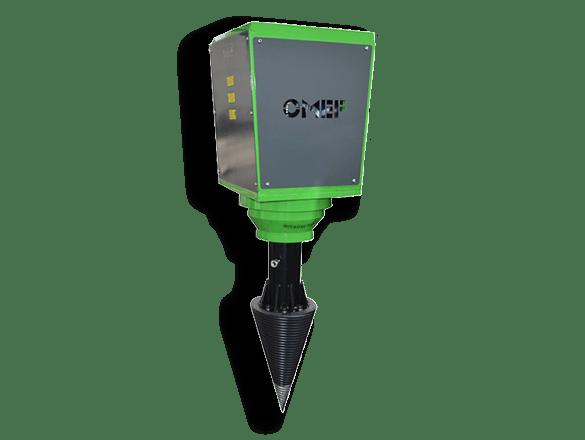 Štípač dřeva OMEF- pohonná jednotka SPV2PLUS PROFI
