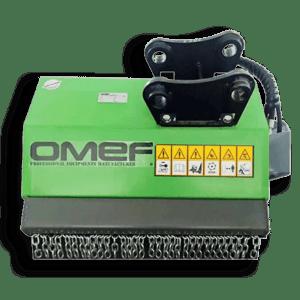 Hydraulický mulčovač OMEF TE 1 Light