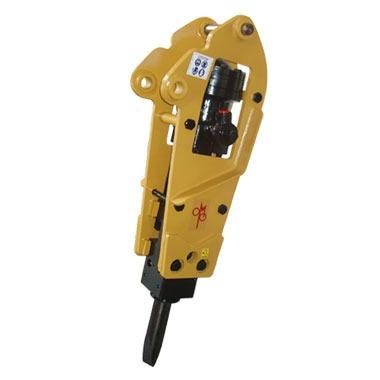 Hydraulické kladivo TM 125S / 270 Kg