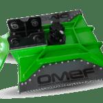 Nožový drtič křovinořez OMEF TRL 68H