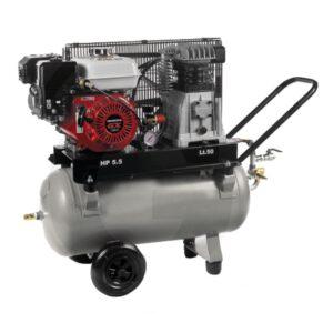 Kompresory se spalovacím motorem