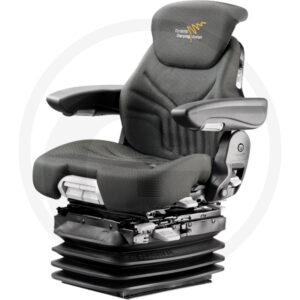 Vybavení kabiny, sedadla
