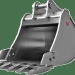 Zubová lopata (šroubovací zuby) Ultraleicht MS03 700mm - připojení Lehnhoff MS03