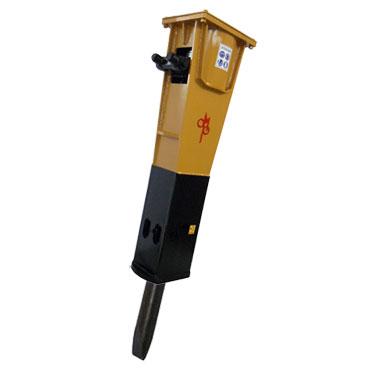 Hydraulické kladivo OM 1000S / 1050 Kg
