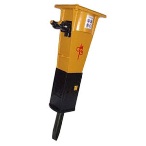 Hydraulické kladivo OM 600S / 680 Kg