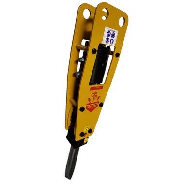 Hydraulické kladivo OM 80P / 80 Kg