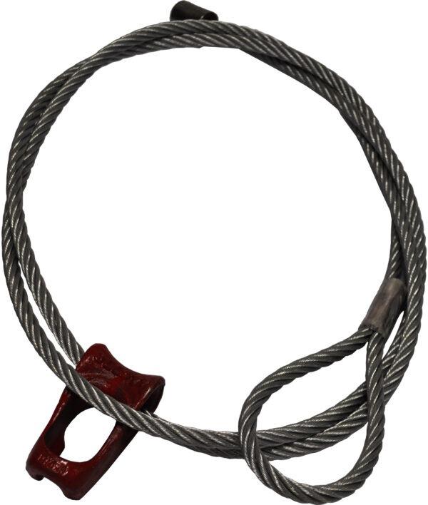 Vázací lano pro naviják DOCMA Forest VF