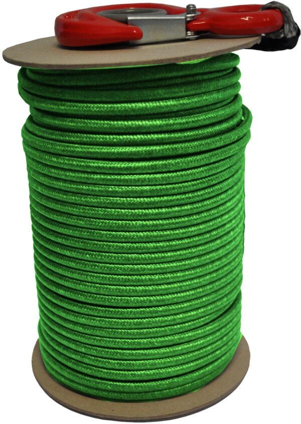 Textilní lano pro naviják DOCMA Forest VF-310245, Ø 5 mm