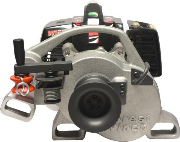 Ruční motorový lesnický naviják DOCMA Forest Winch - VF80