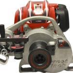 Ruční motorový lesnický naviják DOCMA Forest Winch - F900-4 NIPPON - Honda GX50