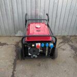 Elektrický generátor, elektrocentrála Honda 6,5 kW