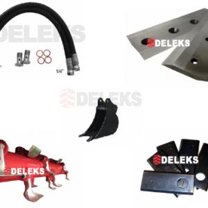 Náhradní díly a volitelné části DELEKS