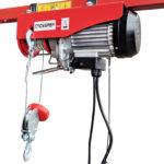 Elektrický lanový kladkostroj CROSSFER PA600A s kladkou 12m