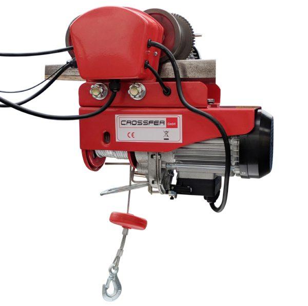 Elektrický lanový kladkostroj s vozíkem CROSSFER HDGD-990CB / NT16