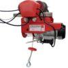 Elektrický lanový kladkostroj s vozíkem CROSSFER HDGD-600 / NT16