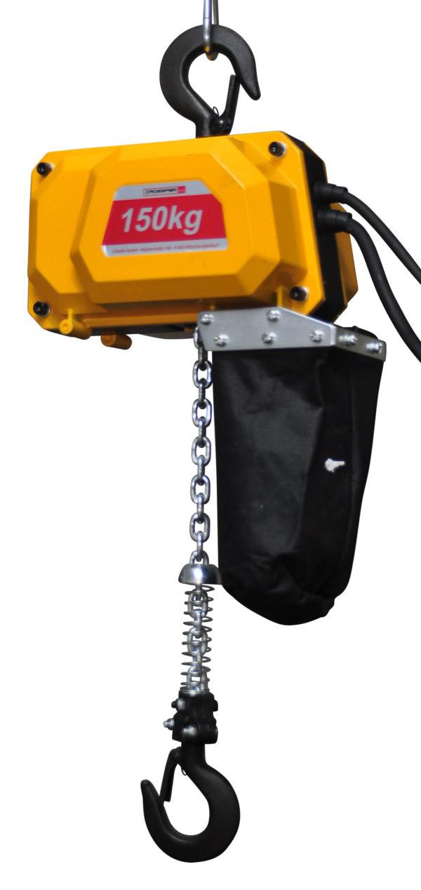 Elektrický řetězový kladkostroj CROSSFER BDH-150