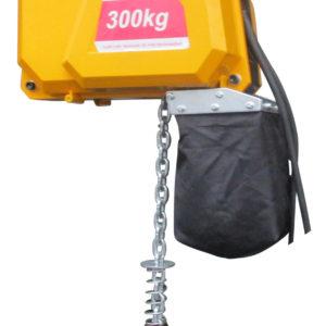 Elektrický řetězový kladkostroj CROSSFER BDH300-10M s řetězem 10m