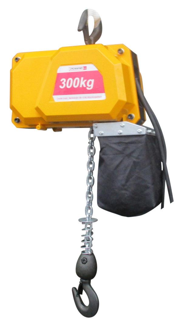 Elektrický řetězový kladkostroj CROSSFER BDH