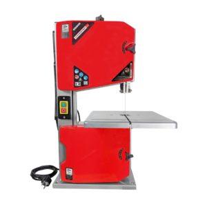 Pásová pila CROSSFER BS255 pro jemné řezání dřeva, 230V 500W max. 245mm