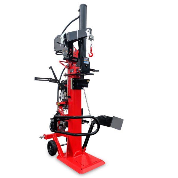 Vertikální štípač dřeva CROSSFER - LS22T- náhon + E400V Hybrid, včetně navijáku (100000648)