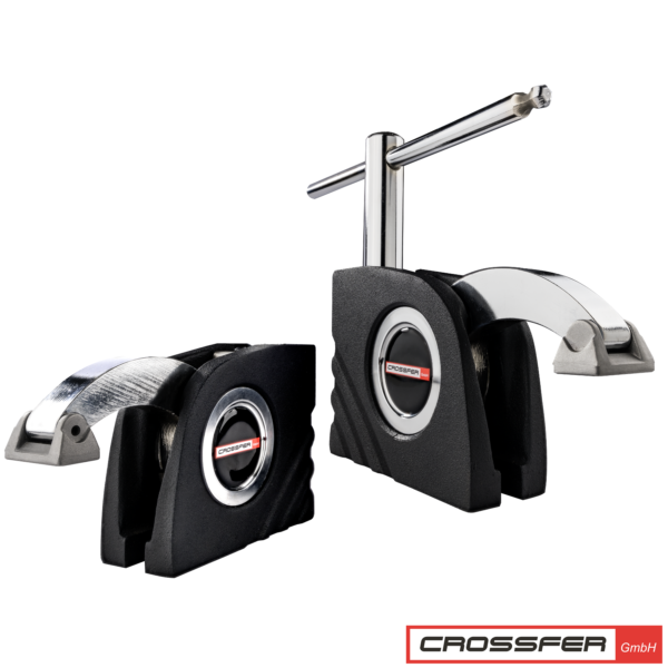 Rychloupínací svorka pro strojové stoly CROSSFER PowerCLAMP 100 SET