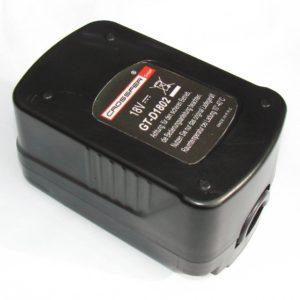 Baterie CROSSFER Li-Ion 18V 1,3AH GT-D1802 pro plotostřihy