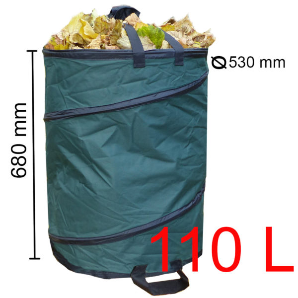 Zahradní odpadní vak CROSSFER 110L Sammelmax UP