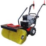 Zametač CROSSFER Sweeper KMBE-32520 / LC benzínový motor 6,5PS