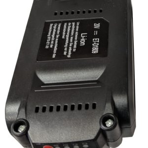 Baterie CROSSFER Li-Ion 20V 2,0 Ah pro listový ventilátor/dmychadlo MOW-6ET-18