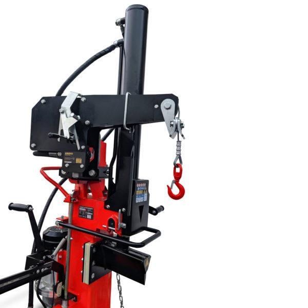 Hydraulický naviják pro štípač dřeva CROSSFER modely LS18T-LS30T PTO + E400V