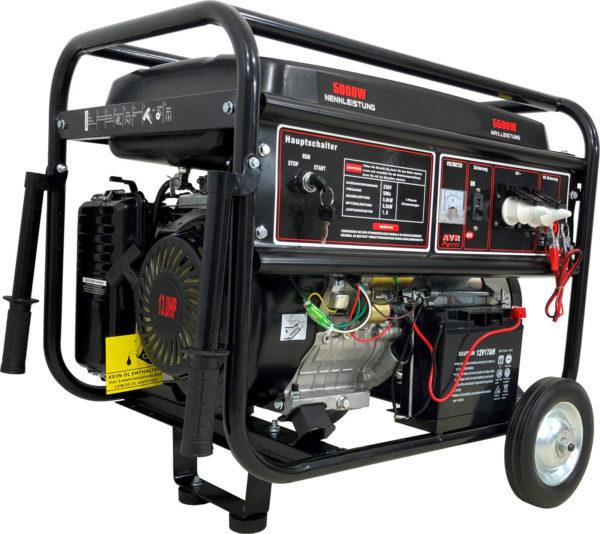CROSSFER generátor 5,5 KW