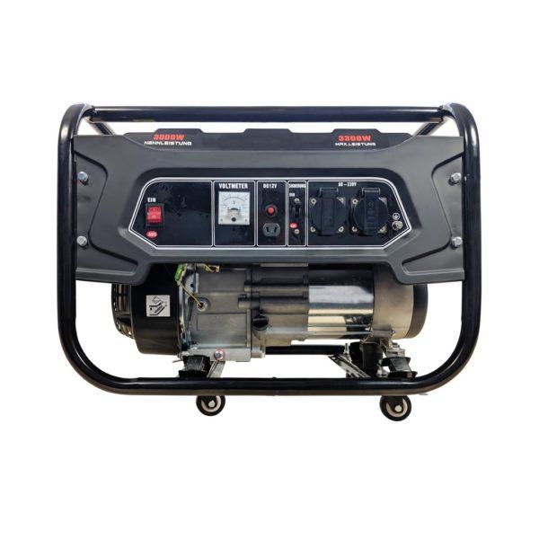 Benzínový generátor CROSSFER 3,3kW 230V s elektrickým startem